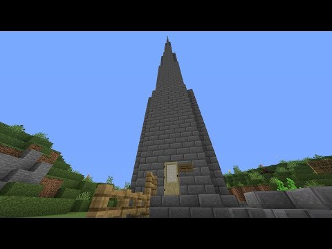 Ruining Ireland In Minecraft By Building Dublin's Worst Tourist Attraction