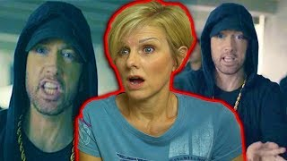 Video Mom REACTS to Eminem Rips Donald Trump In BET Hip Hop Awards Freestyle Cypher! download MP3, 3GP, MP4, WEBM, AVI, FLV Oktober 2017