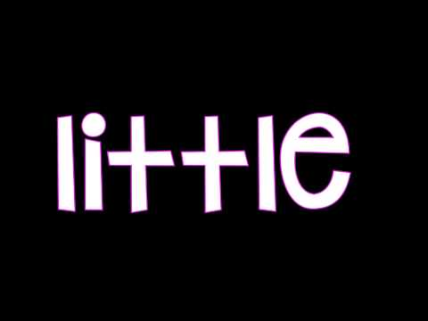 Sight Word 'little'