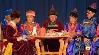 видео Буддийский Новый год - Сагаалган