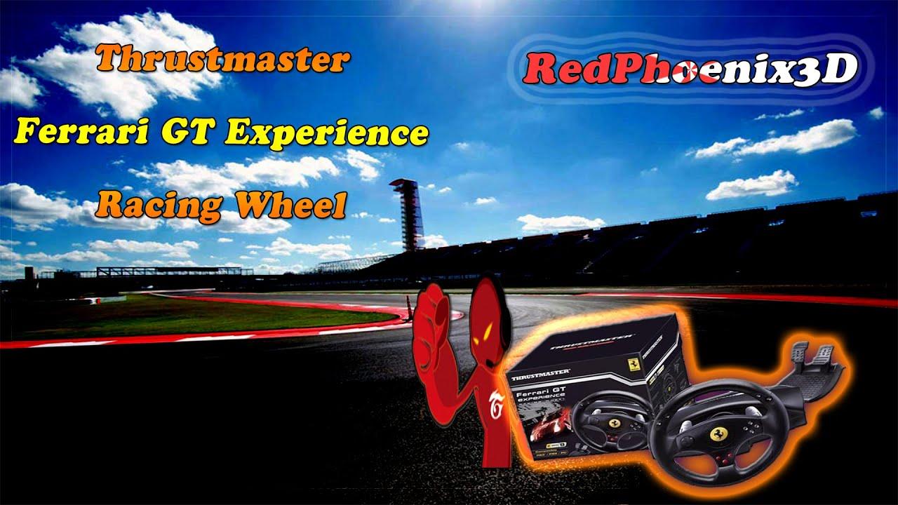 thrustmaster ferrari gt experience racing wheel ps3 o pc. Black Bedroom Furniture Sets. Home Design Ideas