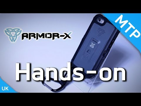 Download Youtube: Armor-X Waterproof iPhone 6/6S Case - Hands On Video - MyTrendyPhone