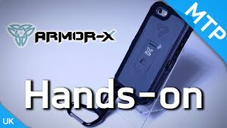 Armor-X Waterproof iPhone 6/6S Case - Hands On Video - MyTrendyPhone