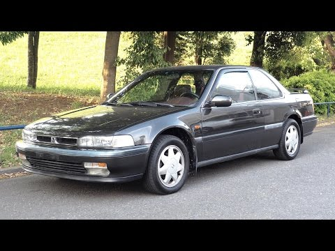 1992 JDM Honda of America Accord (USA.. Import?) Japan Auction Purchase Review