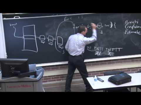 Lecture 11 - Branch Prediction - Carnegie Mellon - Computer Architecture 2013 - Onur Mutlu