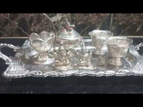 HOW TO CLEAN SILVER WITH IN 2 MINTS WITHOUT ALUMINIUM FOIL AND BAKING SODA /TELUGUVLOGGER MOUNIKA