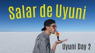 Bolivia Vlog: 1-Day Tour of Salar de Uyuni (Colchani, Incahuasi, 1st Salt Hotel)!