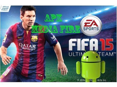 Como Baixar FIFA 2015 No Android Grátis, Download Na Descrição !