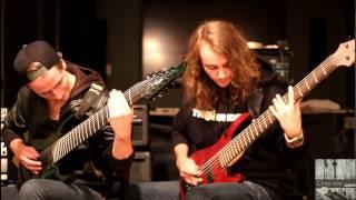 Chorder - AWOL (Official Guitar/Bass Playthrough)