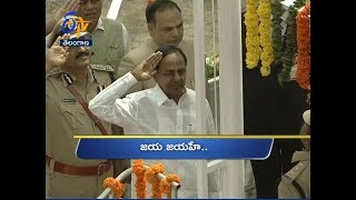 12 Noon | Ghantaravam | News Headlines | 15th August 2019 | ETV Telangana