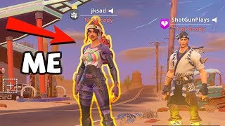 I'm the HACKER that gifted ShotgunPlays Skull Trooper v2 in Fortnite