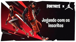 Fortnite-New update + Basketball Skins!! Playing with the incredits!!!! Meta 900 Subs, missing little!!