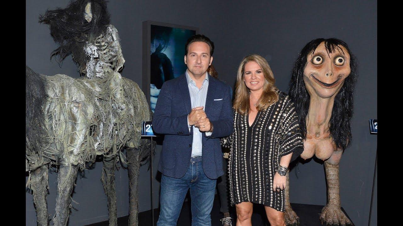 Visitamos con Iker Jiménez y Carmen Porter la exposición de Cuarto Milenio