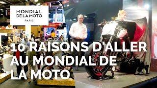 10 raisons d'aller au Mondial de la Moto