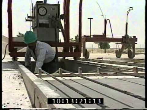 Qanbar Qywidag Precast Concrete Elements- قنبر دويداغ