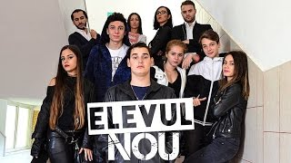 ELEVUL NOU SCURTMETRAJ (ro)(shortfilm) NEW STUDENT