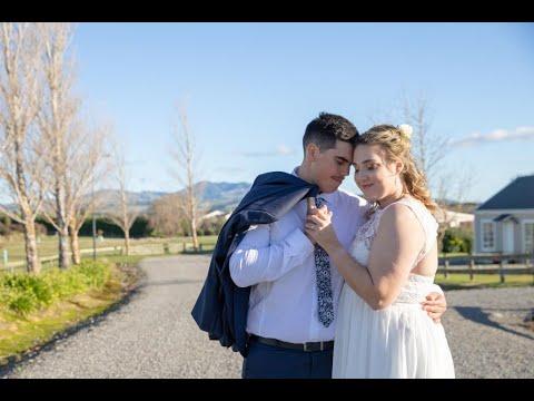 Lauren + Zane -Wedding Elopement  Brackenridge  - July 2020
