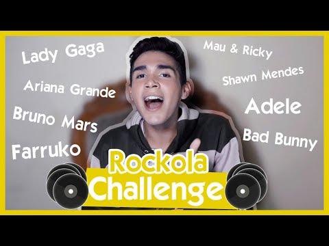 Rockola Challenge  - Jhonaz