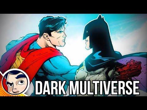 "DC Metal ""Birth of a DARK MULTIVERSE! & EVIL BATMEN"" - Rebirth InComplete Story"