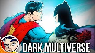 "DC Metal #1-2 ""Birth of a DARK MULTIVERSE! & EVIL BATMEN"" - Rebirth InComplete Story"
