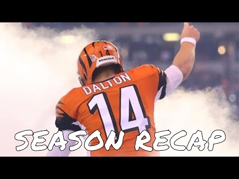 Cincinnati Bengals 2016 NFL Season Recap + 2017 Free Agency and Draft Preview
