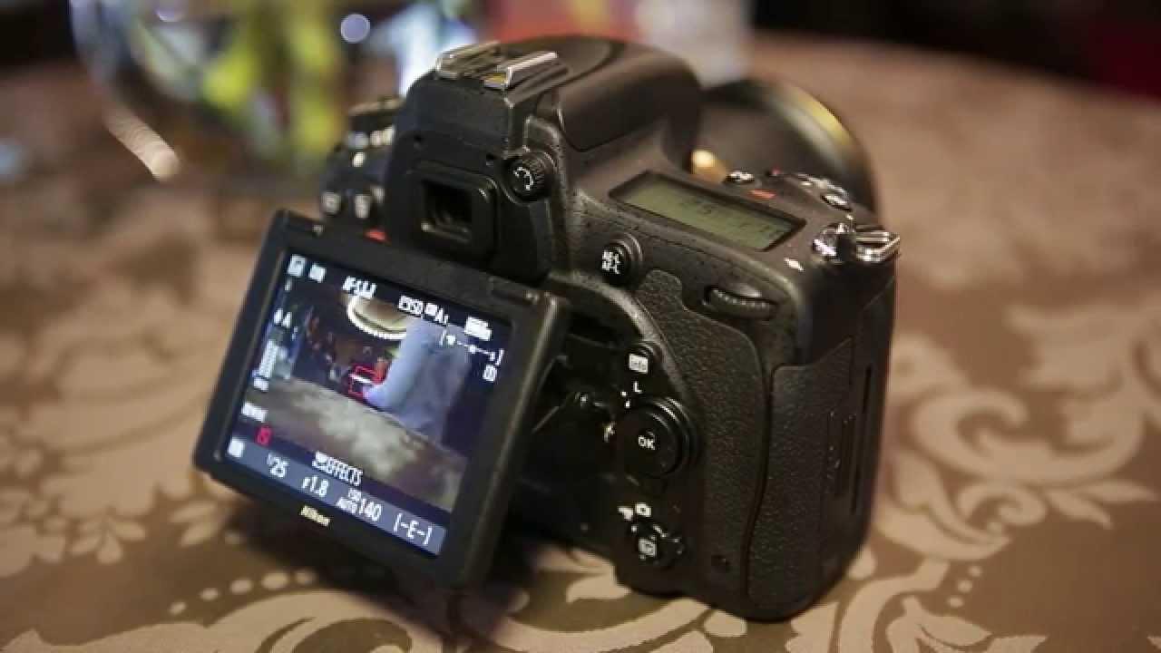 Nikon D750 DSLR Preview - Wex Photographic