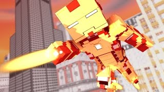 Minecraft SUPERHEROES - THE SECRET! (Minecraft Roleplay) #2