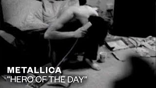 Watch Metallica Hero Of The Day video