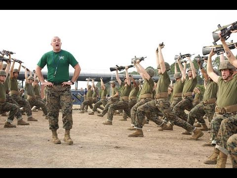 2016 Recruit Training at Marine Corps Recruit Depot San Dieg