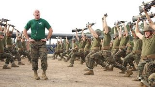 what is marine training like