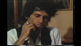 Keith Richards rare Interview