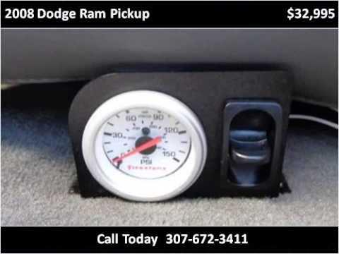 2008 Dodge Ram Pickup Used Cars Sheridan Wy Youtube