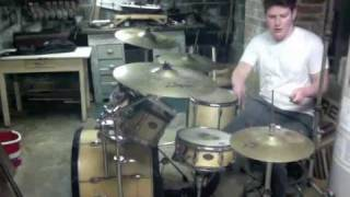 MARC - violent femmes - blister in the sun drum cover