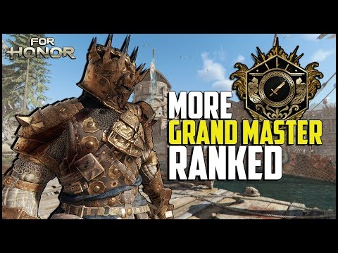 For Honor: More Grand Master Ranked