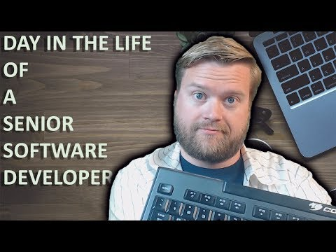 Day In The Life Of A Senior Software Engineer