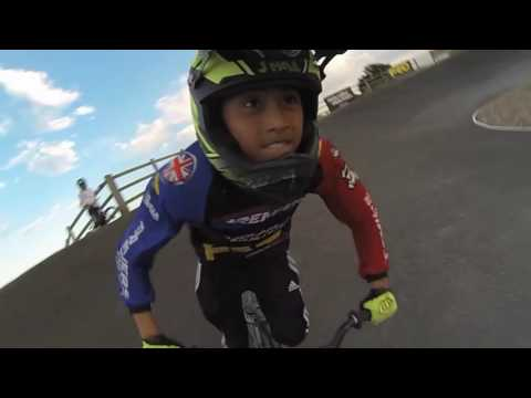 Redditch Premiers BMX Track Re-Opening