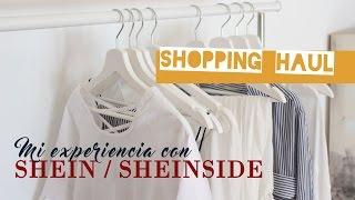 Sheinside - Shein: Mi opinion y experiencia sobre tallas, calidad, precio