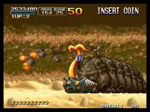 Metal Slug 3 (Expert) Mission 4 Complete!