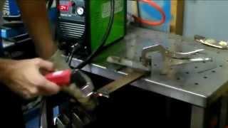 Testing my Everlast Supercut 50P Plasma Cutter