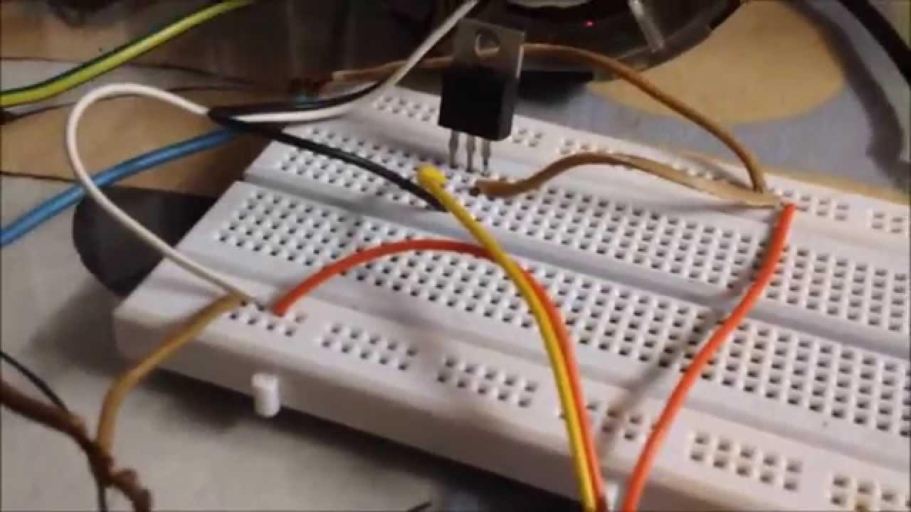 Control Fan Speed Controller Circuit Controlcircuit Circuit