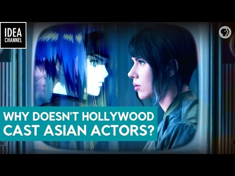 Why Doesn't Hollywood Cast Asian Actors?