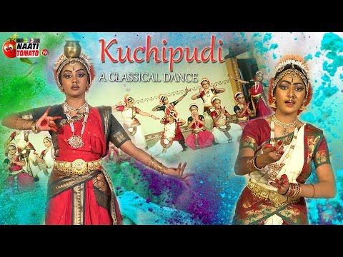Indian Classical Dance| Indian Kuchipudi Dance @ Shilparamam ,Hyderabad 2016