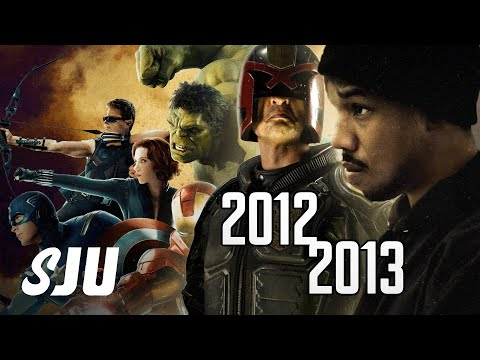Best Movies Of The Decade: 2012 & 2013 | SJU