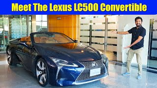 2021 Lexus LC500 Convertible Walkaround   A Perfect Way To End 2020!