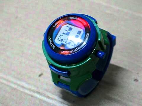 นาฬิกาข้อมือ Omnitrix เบนเทน ben10