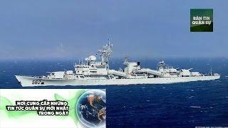 """Tin Tức Quân Sự - 5 Tàu """"Chiến Đấu  Nhanh"""" Của Hải Quân Việt Nam"""