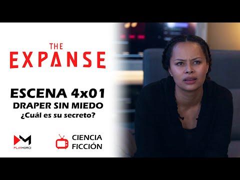 the-expanse---escena-4x01:-draper-nunca-tiene-miedo