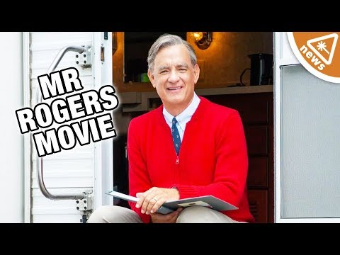 The Internet's Reaction to First Look at Tom Hanks' Mr Rogers! Nerdist  w Jessica Chobot