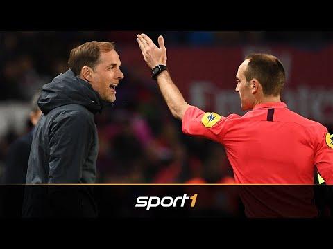 Wegen Neymar: Tuchel kritisiert Schiedsrichter   SPORT1 - DER TAG