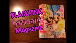 BLACKPINK Billboard Magazine (Quick look)